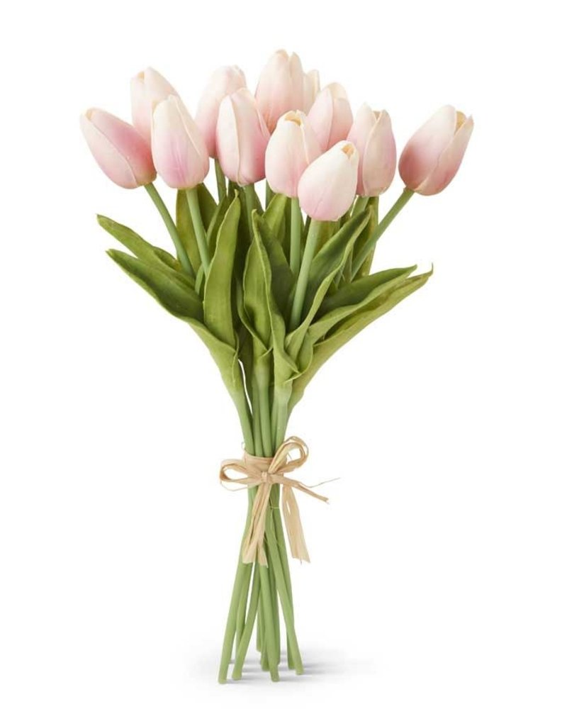 """13.5"""" Real Touch Tulip Bundle"""