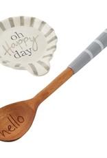 Happy Ruffle Spoon Set