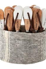 Wood Handle Spreader