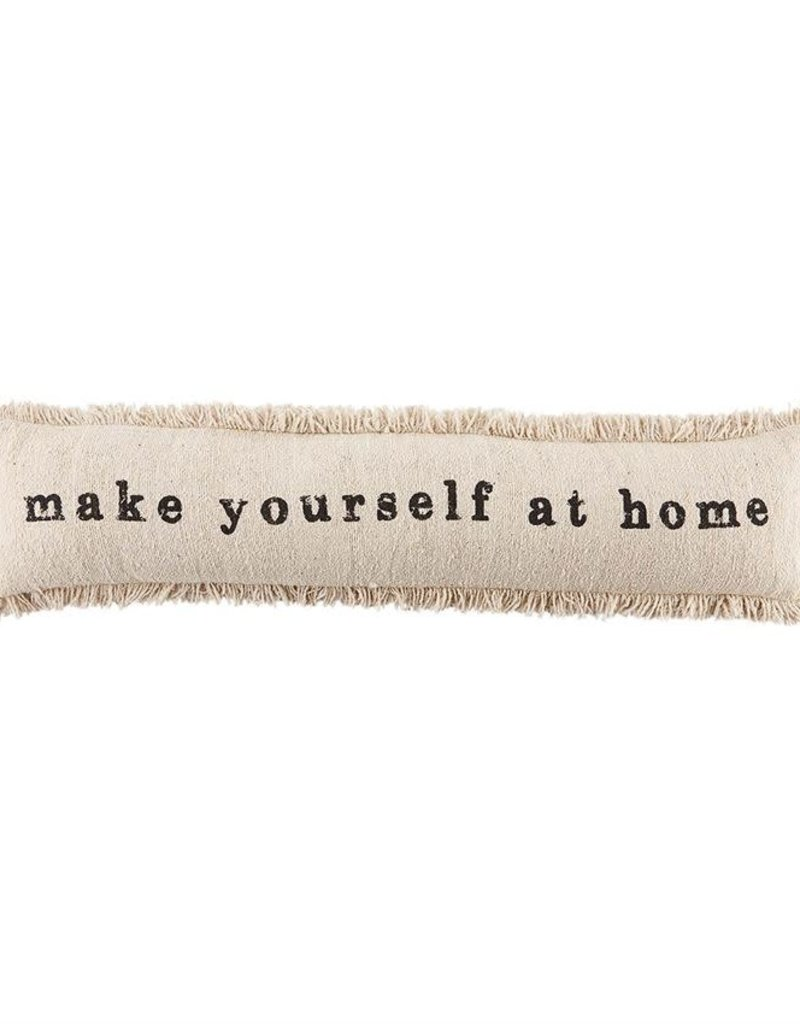 Make yourself at Home, skinny Pillow