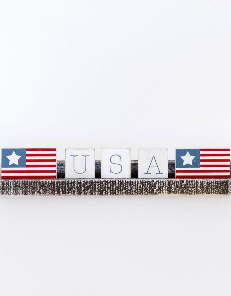 "USA Ledgie Kit, 12"""