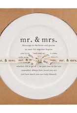 Wedding Blessing Platter