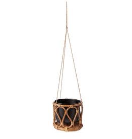 "Boca Hanging Pot, 8""x32.5"""