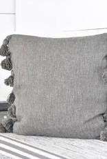 Pillow w/ Tassels