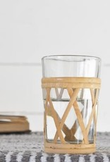 Weaved Glass Cup