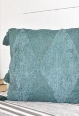 """20"""" Teal Pillow"""