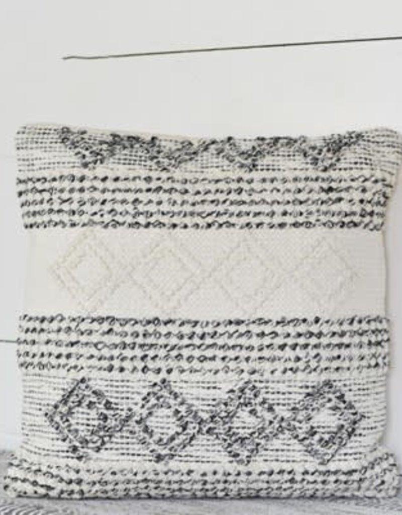 "20"" Multi Pattern Pillow"