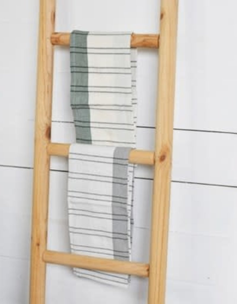 S/2 Stripe Dish Towel