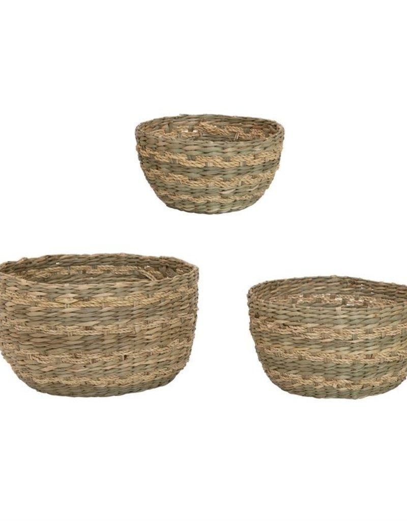 Sweet Seagrass Baskets