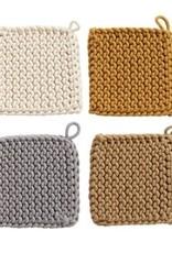 Cotton Crochet Hot Pads