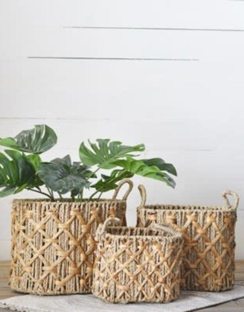 Water Hyainth Baskets