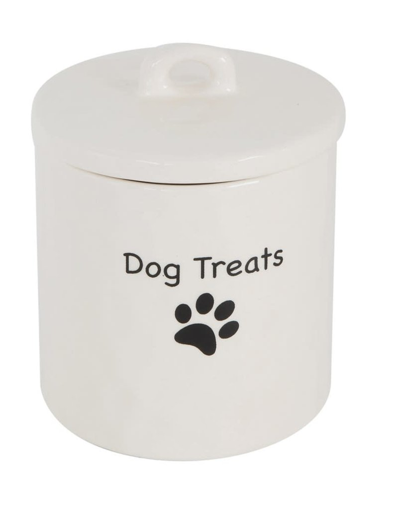 Dog Treat Cannister