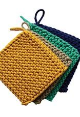 Cotton Crochet Hot Pad