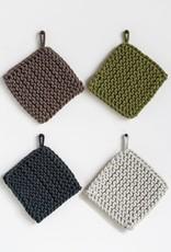 Cotton Crochet Pot Holder
