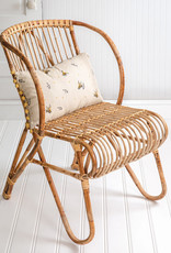 Boho Rattan Chair
