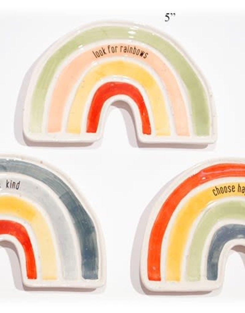 Rainbow mini Dish