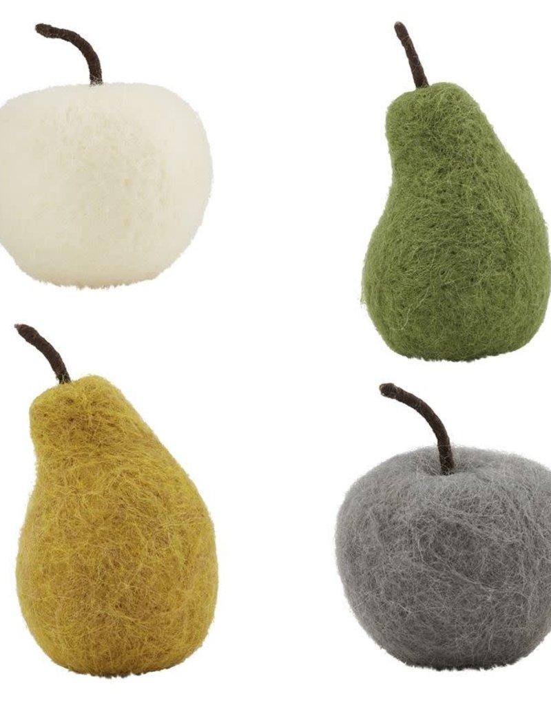 Felt Wool Fruit