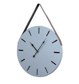 Wood Hanging Clock