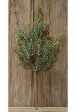 """16"""" Frosted White Spruce Pick"""