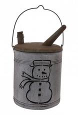 Snowman Gas Can