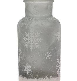 Snowflake Icy Jar