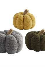 Shearling Fabric Pumpkin