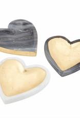Foil Heart Tray