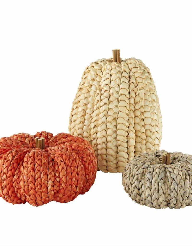 Corn Husk Pumpkin