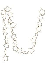Metal Sequin Star Garland