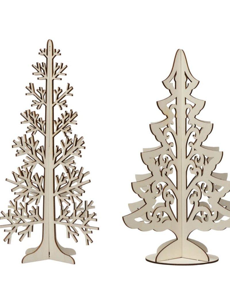 "7"" Christmas Tree Decor"