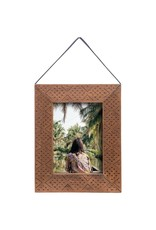 Hanging Etched Photo Frame