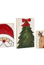 Christmas Art Block