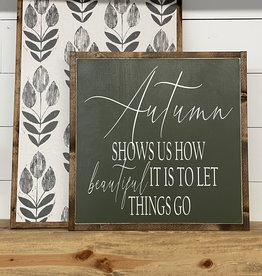 Fall Signs 21.5 x 21.5