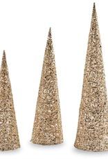 Glitter Cone Tree