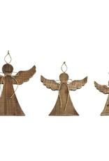 Angel Wood Ornament Hanger