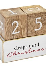 Multi Holiday Countdown Blocks
