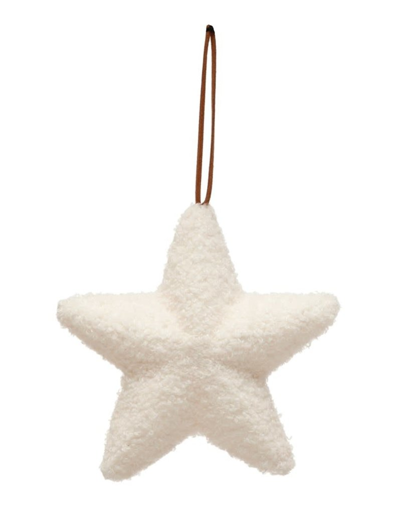 Polyester Star Ornament