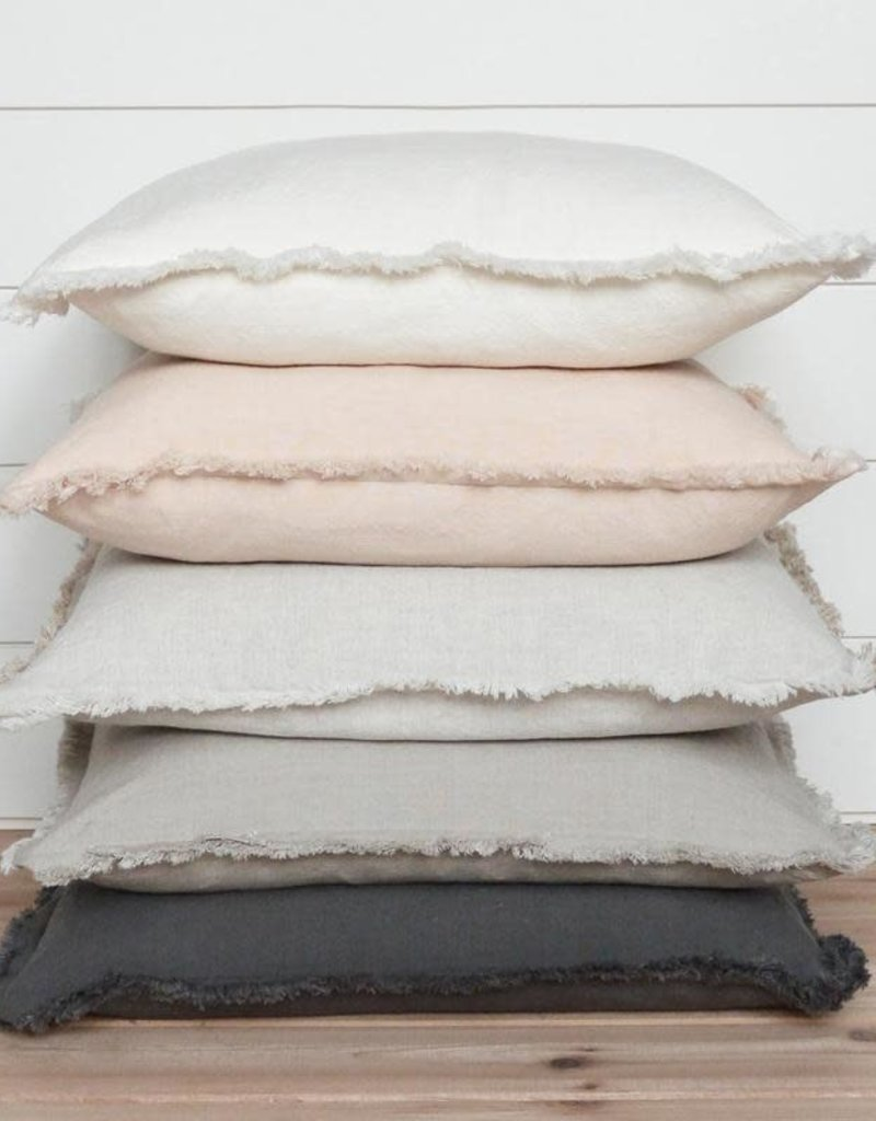 Fringe Pillow, 20x20