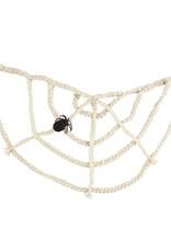 Spider Web Wool Garland
