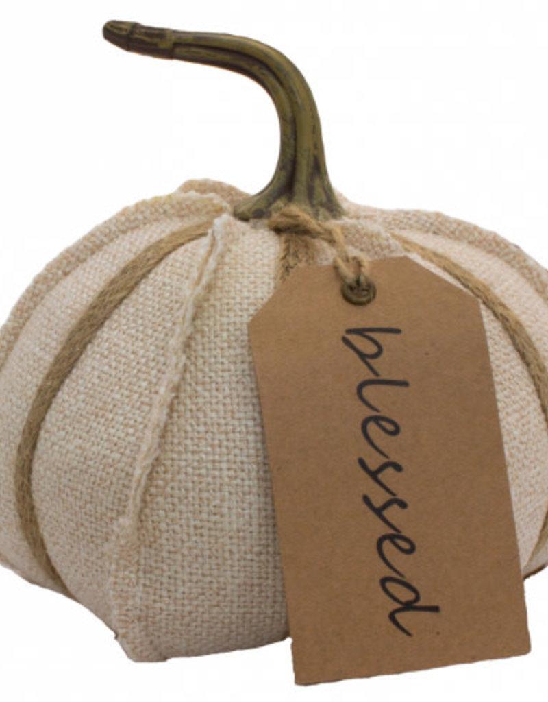 Canvas Pumpkin