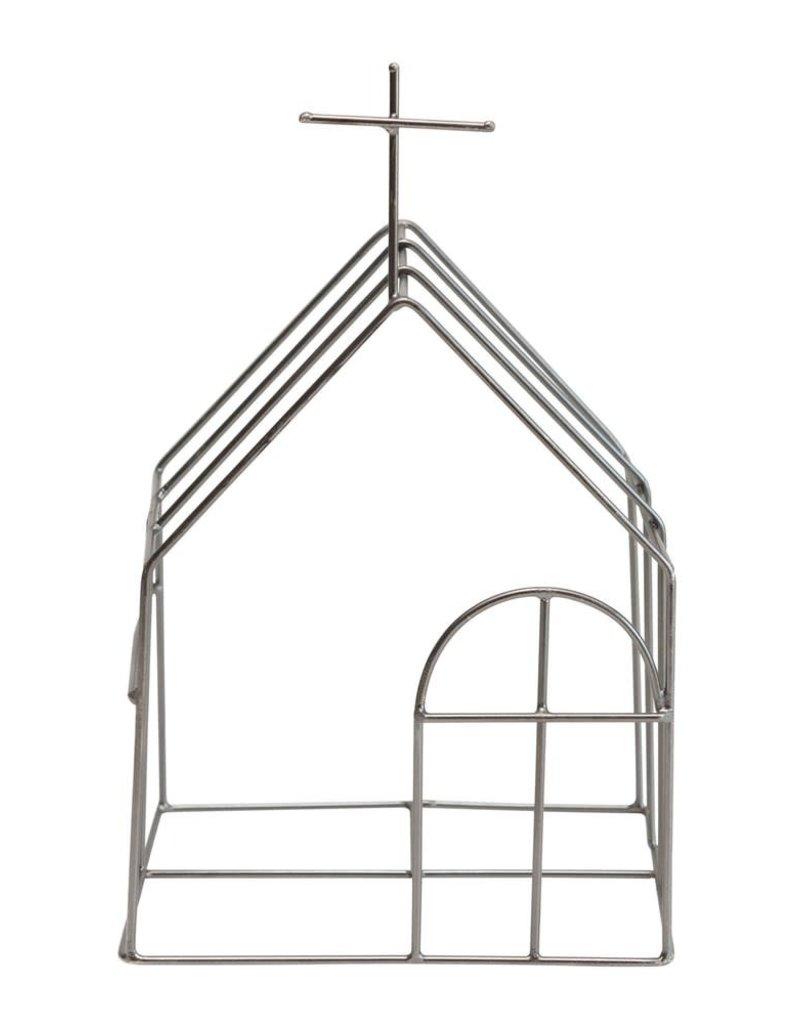 Metal Wire Church