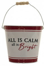 All Is Calm Bucket