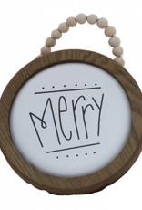 Round Bead Ornament