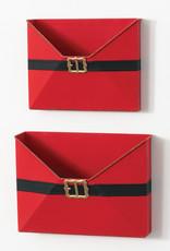Santa Belt Wall Pocket