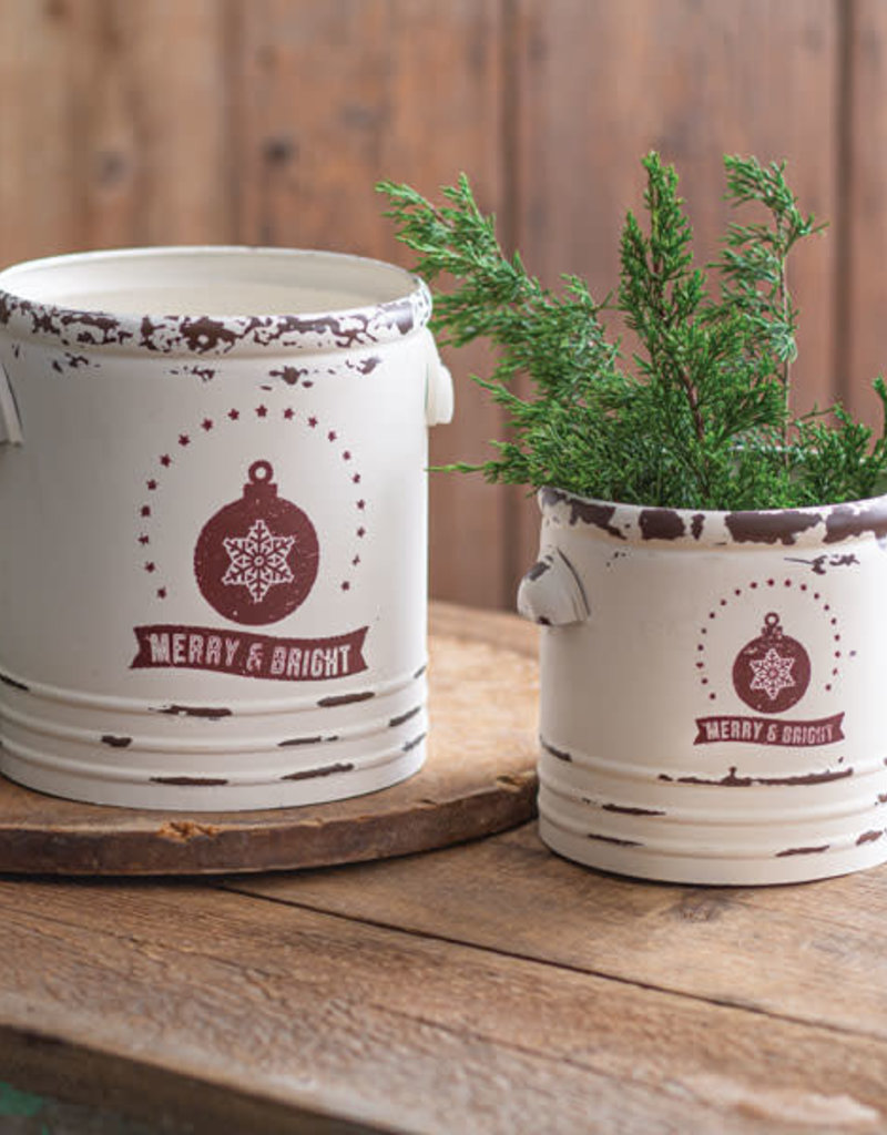 Merry and Bright Container