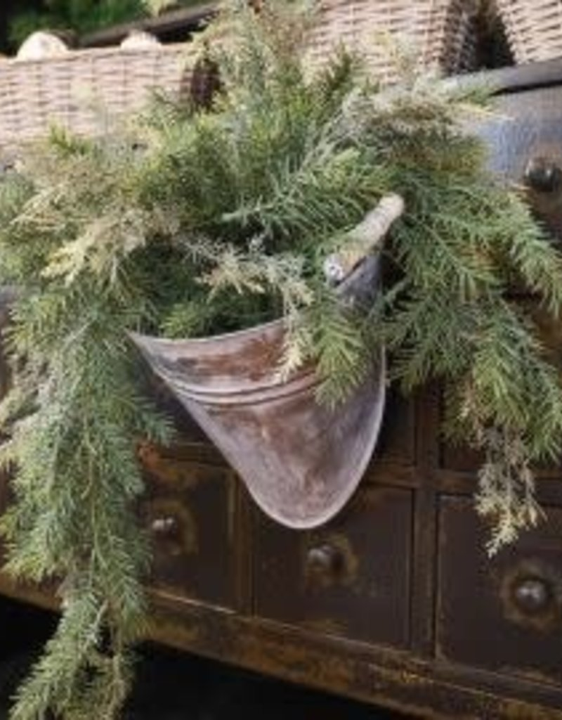"28"" Angel Pine & Cypress Hanging Bush"