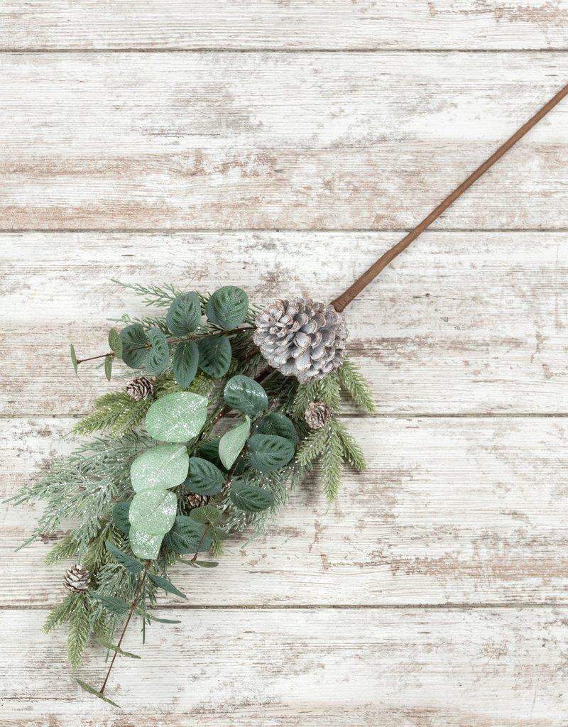 """31"""" Eucalyptus & Pine Stem"""