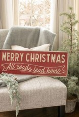 "24"" Merry Christmas Sign"