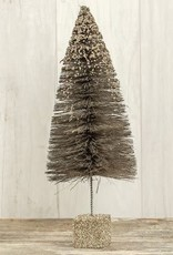 Sophisticated Grey Bottlebrush Tree