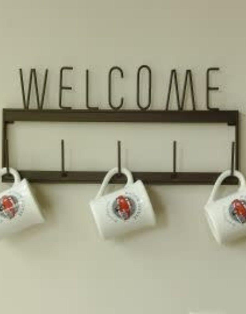 Welcome Rack